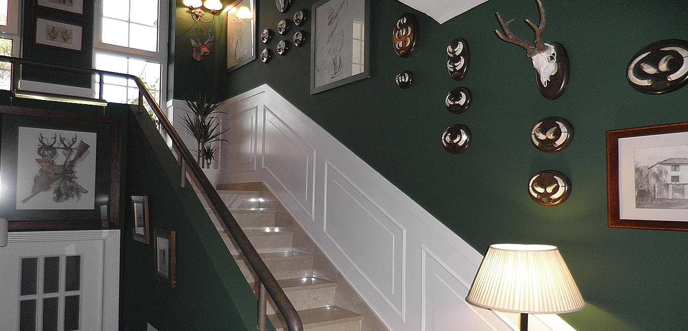 Diseño Panelado Escalera