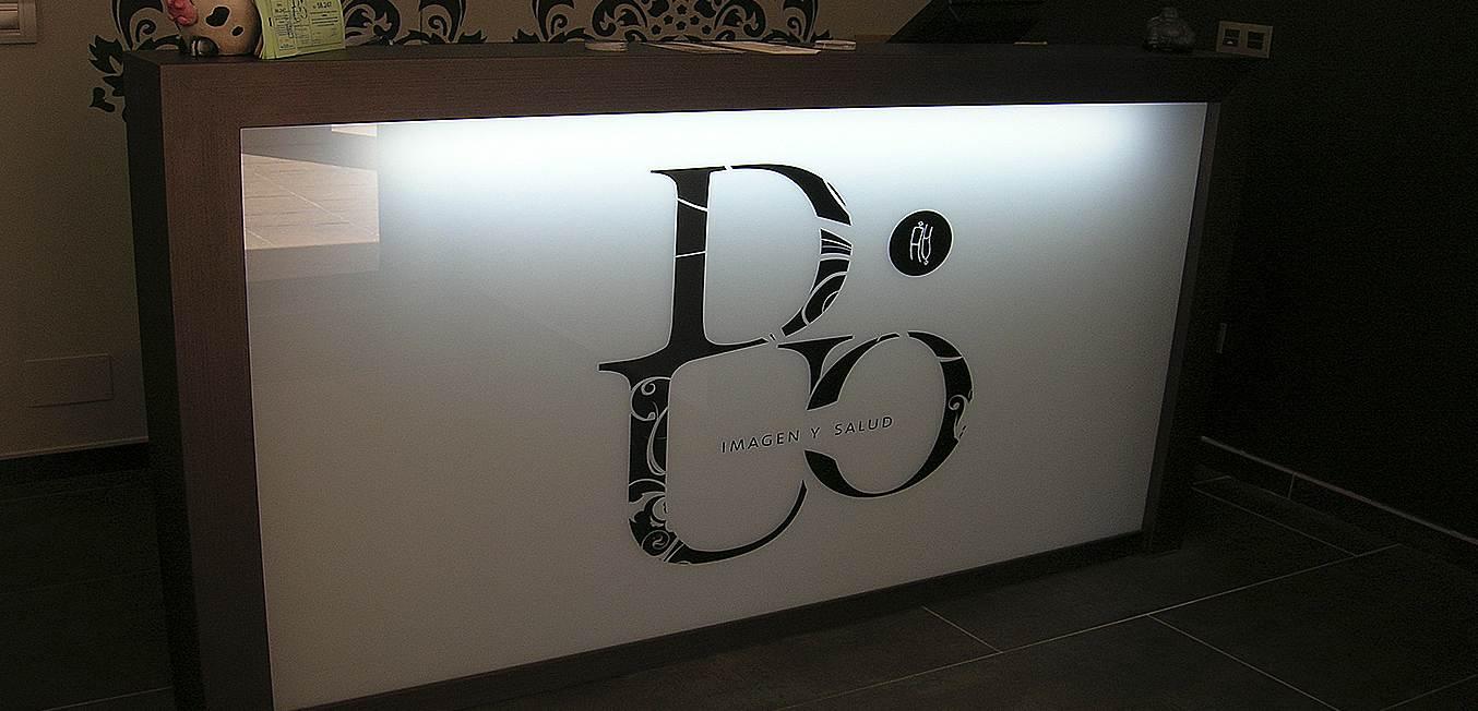 Diseño Peluquería Duo