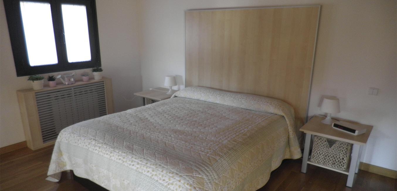 Diseño de Dormitorio Buhardilla