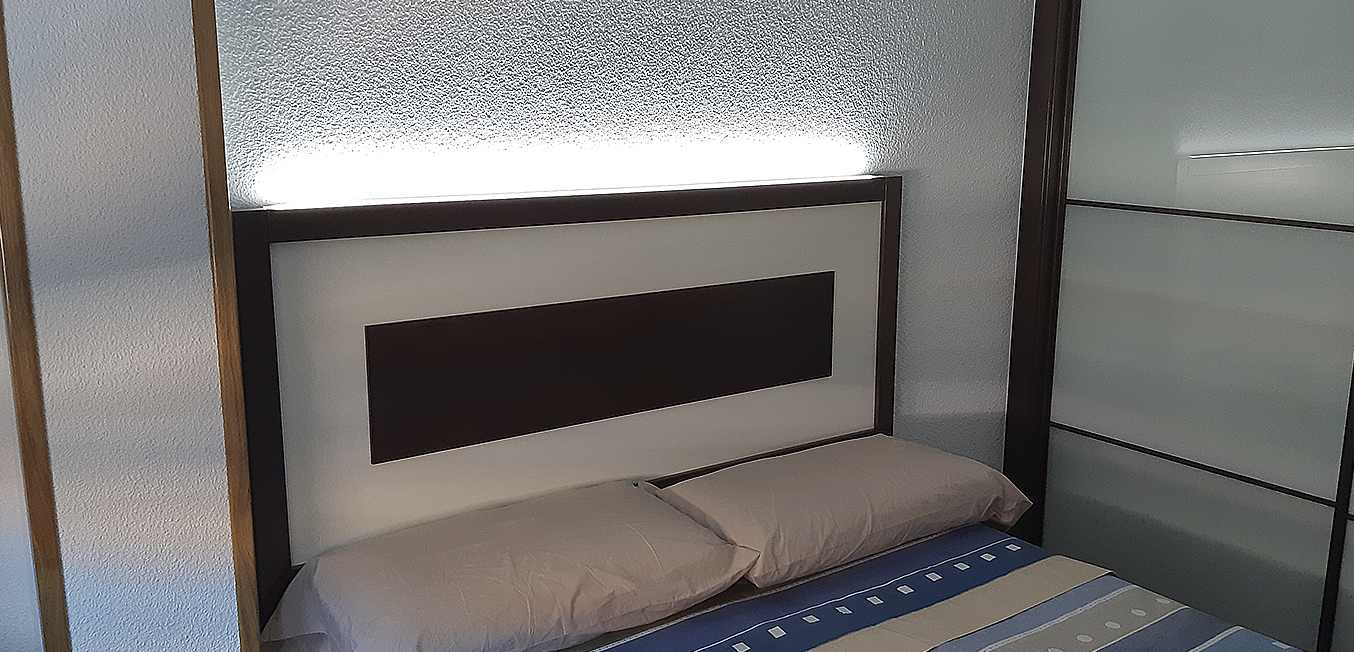 Diseño Cabecero de la cama