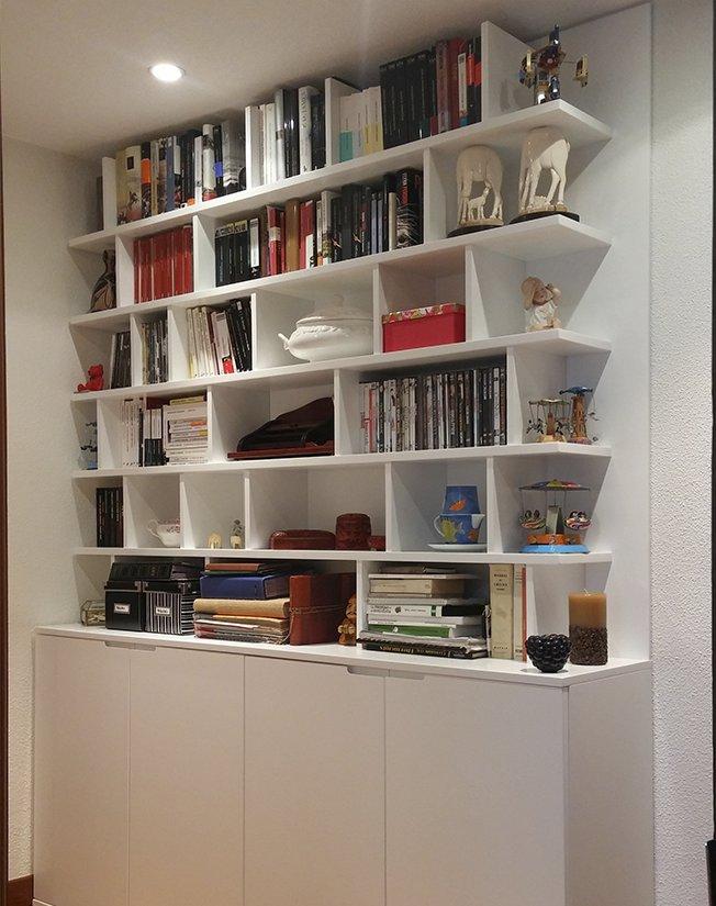 Librerías y Muebles de Salón